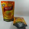 clear foil pouch/metalized foil pouch/reusable aluminum foil bag