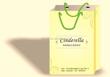 2015 Simple Luxury Shopping Paper Bag for Cloth