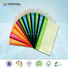 Designer best selling cmyk lighting brochure printing