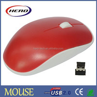 New arrival 2.4ghz usb wireless optical mouse driver latest model