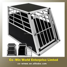Big outdoor single door Aluminum dog cage