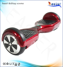 2015 newest 2 wheels powered 36v smart drifting scooter pink