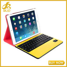 Ultrathin Keyboard Cover Case With Bluetooth Keyboard For Apple iPad Air 2