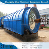 Advanced tech from shangqiu sihai old tyre recycling plant with CE ISO