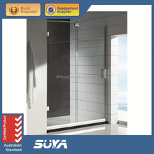 2 - door sliding shower room / clear shower screen