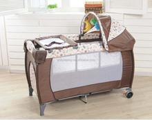 made in china folding baby travel crib Ningbo