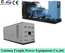 20 kva -500kva diesel generator set