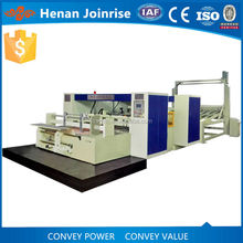 Automatic digital one-off indentation forming corrugate carton board high-speed touch-line machine