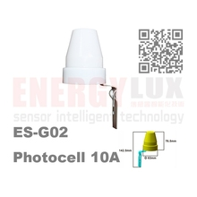 ES-G02 Day night light sensor switch