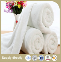 Promotional Microfiber/ Cotton Terry Cloth Disposable Hand Towel