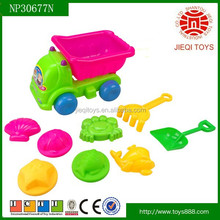 2015 new products summer toys mini dune buggy 8PCS sand beach set toys for kids