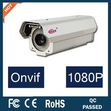 2.1MP 1080P Sony Cmos sensor automatic license plate recognition cameras traffic cameras