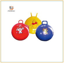 Pilates exercise gym fitness yoga space toy pop hopper jumping ball