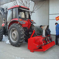 3-point hitch farm tractor snow blower