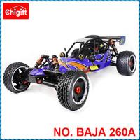 RC Gas hobby buggy 26cc Engine 1/5 RC Baja 5b rovan rc car
