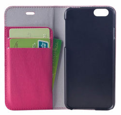 Wallet leather cove case , mobile phone case for iPhone 6
