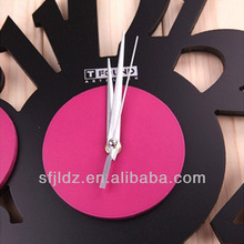 Lucky number wall clock art contracted fashion wall clock christmas watch