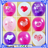 12inch latex blloons promotion balloons