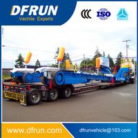 multy axle hydrauclic lift boat marine ship trailer / trailer for big boat / boat sea-lift