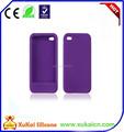 de silicona cubierta del teléfono celular para el iphone 6 hecho en china