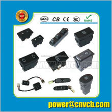 Home appliance lighted rocker switch & Rocker switch series