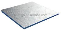 Galvanized floor scale platform scale Digital industrial scale 1.5-3Ton model FG