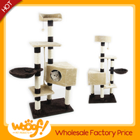 Hot selling pet cat products high quality cat tree