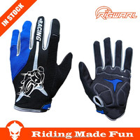 RIGWARL New Motorcycle & Auto Racing Sportswear Black Bike Cycling Gloves With OEM service