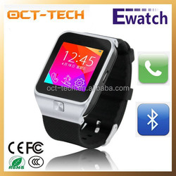 Smart watch mobile phone gsm,New watch phone 2015 colorful