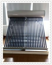 Esthetical Domestic Compact No Pressure Solar Water Heater System