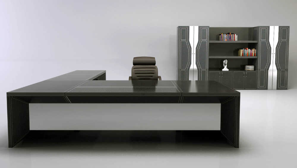 Design of office table table for contemporary office for Table design for office
