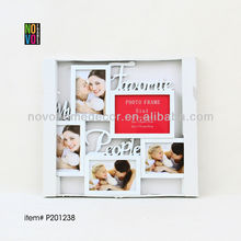 Injection collage picture Frame with my favorate pepole words