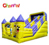 Giant inflatable toys golden supplier China durable inflatable dry slide for events