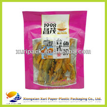 High barrier custom design fresh frozen food bag