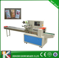 automatic food sachet toothpaste biscuit packaging machine