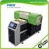 New hot selling digital flatbed dual heads uv printer with DX5