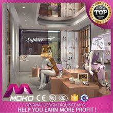 Customized Oem Professional Design Lady Shoes Store Showcase