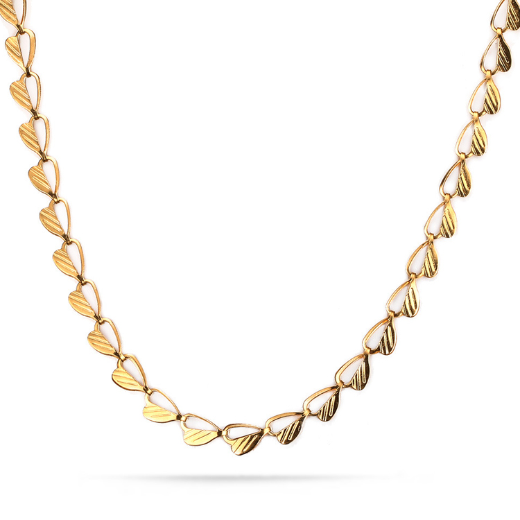 lastest golden chain necklace new gold chain designs for