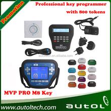 Advanced Diagnostics MVP Pro M8 Key Programmer mvp pro 800 tokens key pro mvp m8 programmer tool