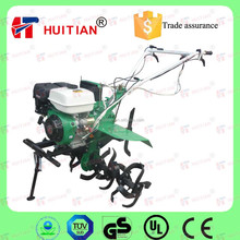 HT105FB 177FB Petrol Powerful Electric Start Mini Garden Tractors