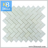 2016 kbstone china white natural stone look ceramic tile marble mosiac
