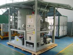 High Vacuum Insulation Oil Purifier/Transformer Oil Dehydration/Transformer Oil Regeneration Machine