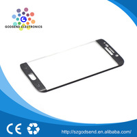 100% Good quality 0.4mm anti uv smart touch tempered glass screen protector for Samsung S6