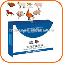 Top Quality Veterinary Medicine analgin injection Relieve Pain