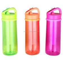 FDA standard tritan plastic bottle with flit top