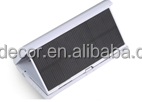 5000mah foldable pyramid solar charger for mobile phone