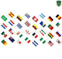 wholesale 3x5ft polyester fabric printing sports clubs flags