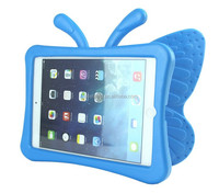 2015 new 3D butterfly wing EVA kids case for ipad mini/mini2/mini3
