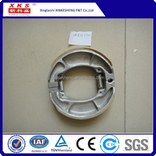 ts125 motorcycle front brake shoes with good quality