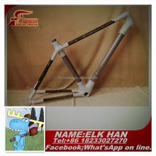 Environmental protection Natural bamboo bike frame bamboo bike frame